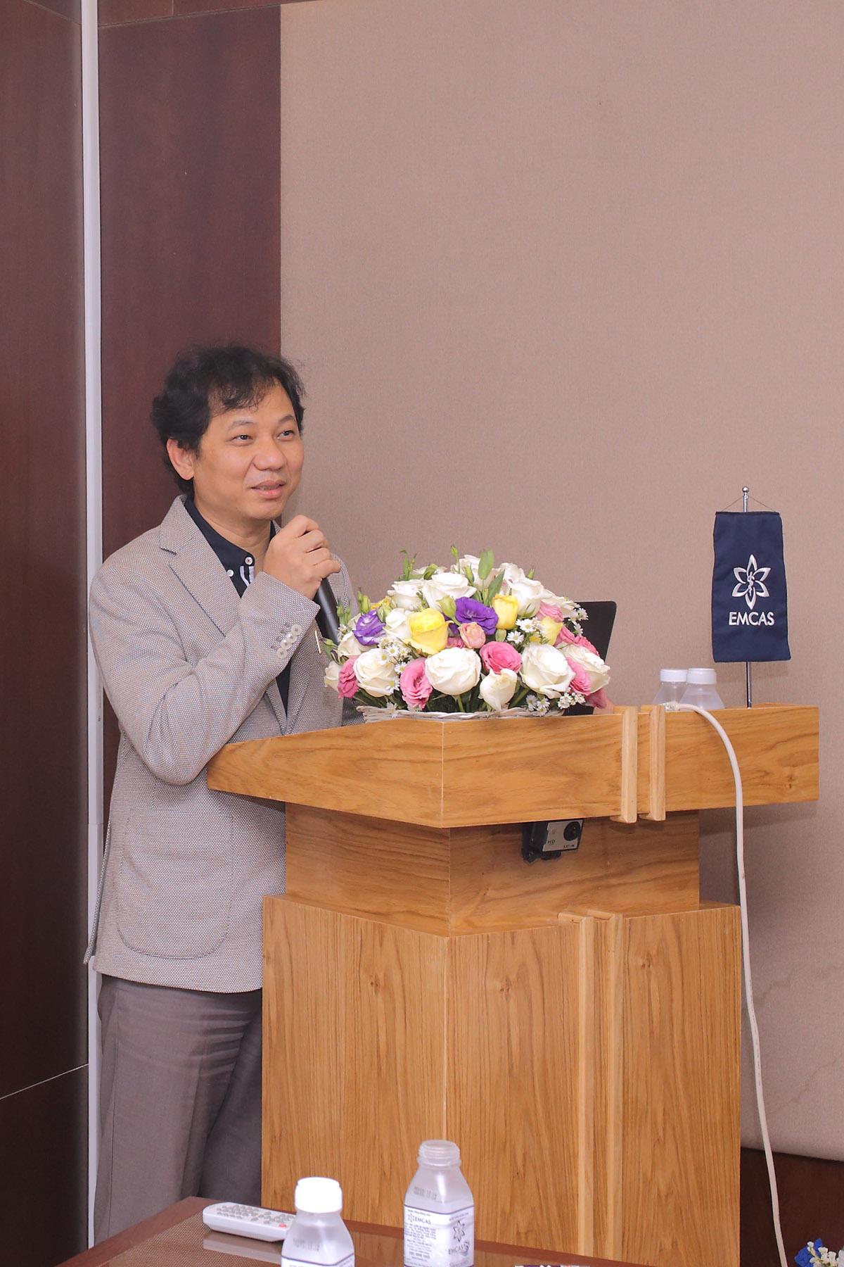 Hinh 2 - BS CK1 PHAM XUAN KHIEM (GD BENH VIEN THAM MY EMCAS)