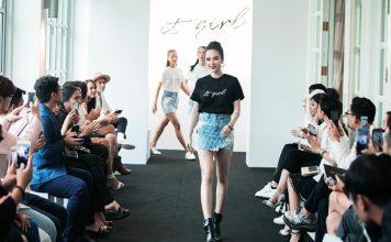 Show thời trang của Angela Phương Trinh gây ấn tượng với khách mời