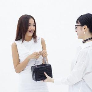 Hương Ly, Ngọc Châu gây ấn tượng mạnh với Angela Phương Trinh