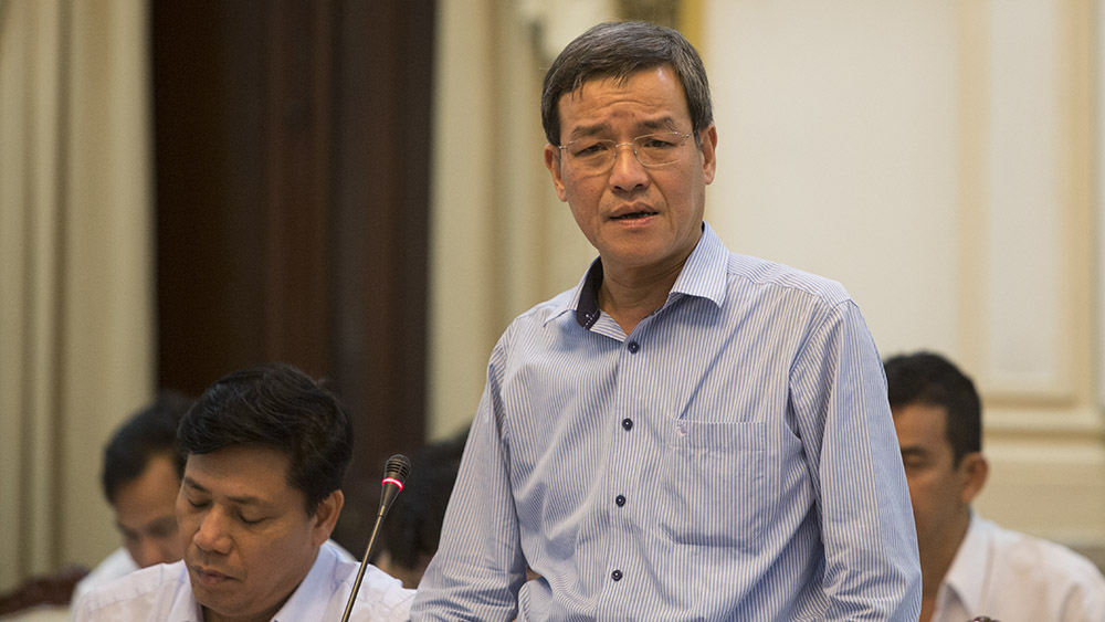 Chủ tịch UBND tỉnh Đồng Nai - Đinh Quốc Thái