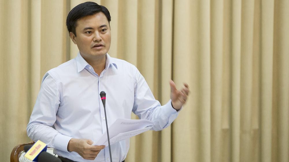 Giám đốc Sở GTVT TPHCM - Bùi Xuân Cường