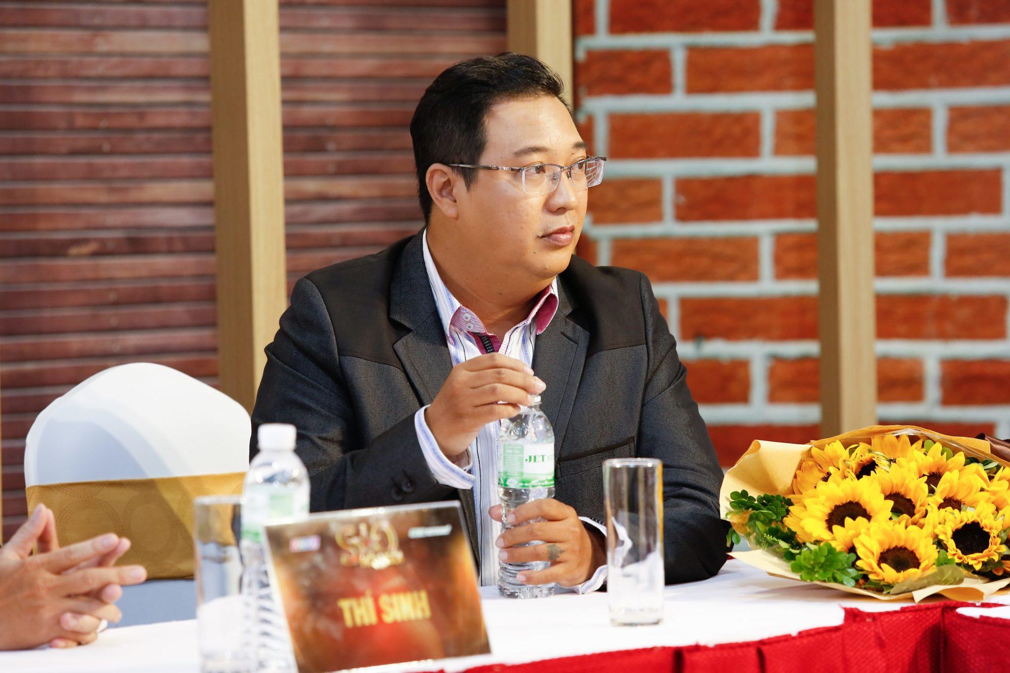 Thí sinh Ha Linh - con trai co NS Thanh Nga (7)