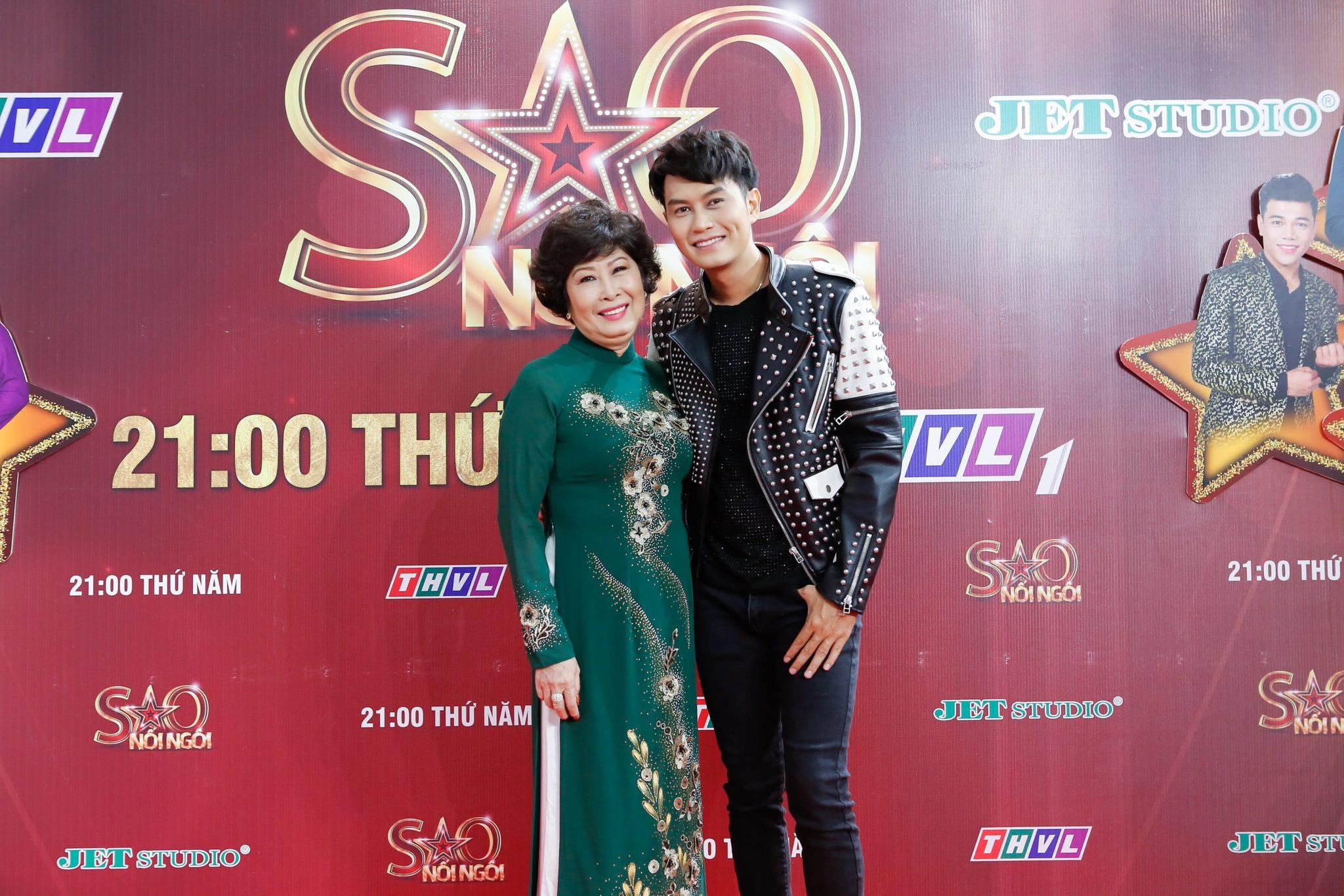 Tong Hao Nhien và me la NS KIm Phuong (4)