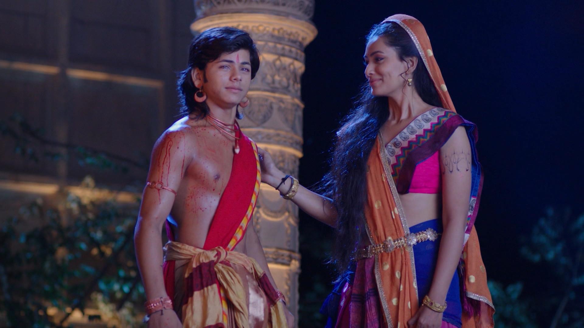 Ashoka giết chết tên bạo chúa (3)