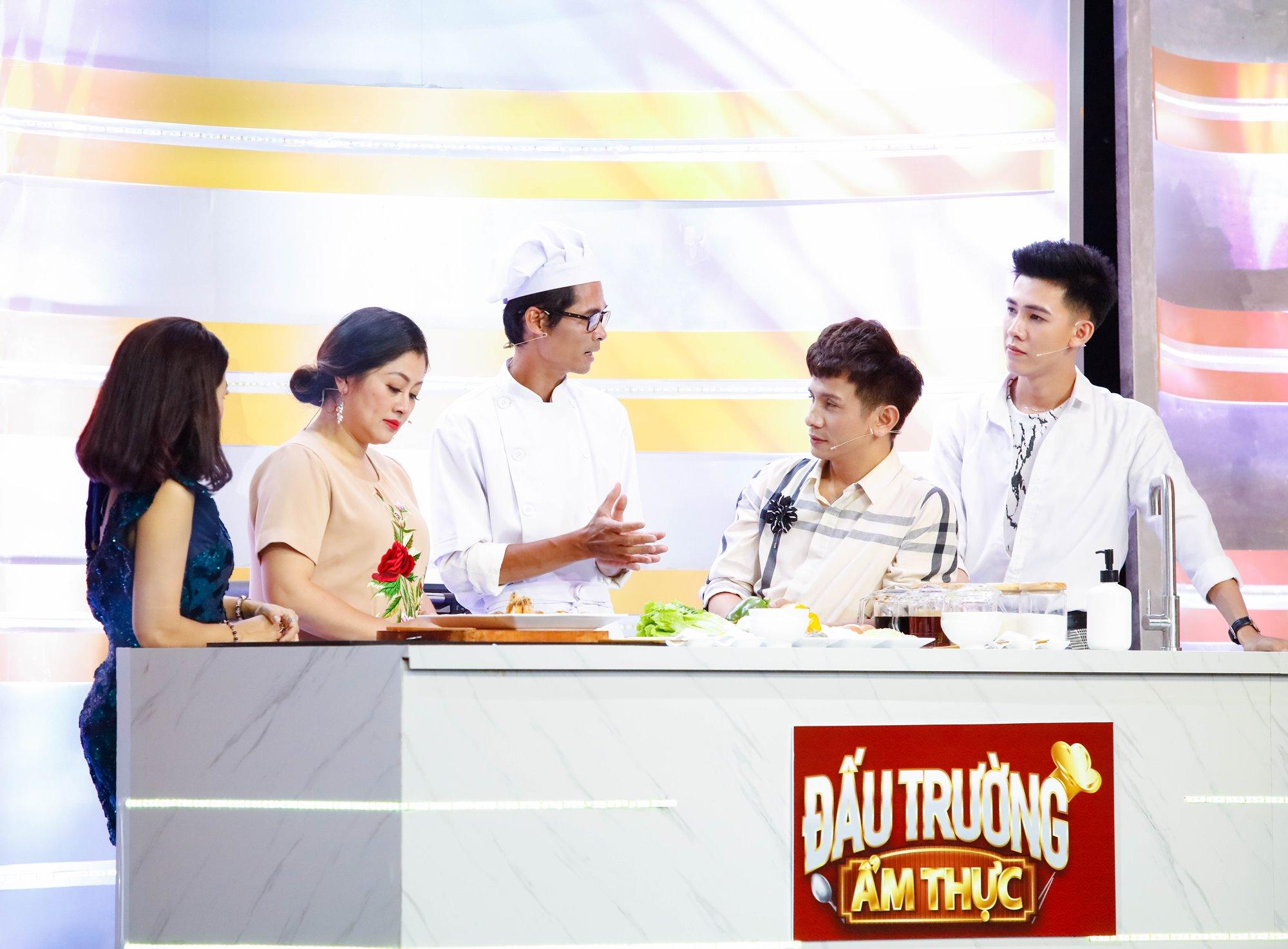 Mai Phuong - Tam Anh doi dau trong Dau Truong Am Thuc (6)