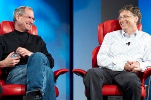 Steve Jobs và Bill Gates - Hai trong số nhiều người từ bỏ các trường Đại học danh giá.