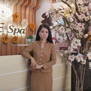 Trương Thị Diễm My - Quản lý tại JEA Spa.