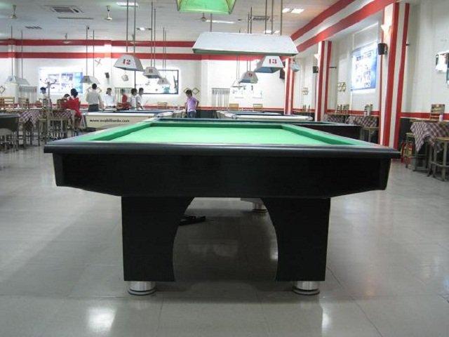 Lựa chọn bàn Bida cần quan tâm đến kích thước